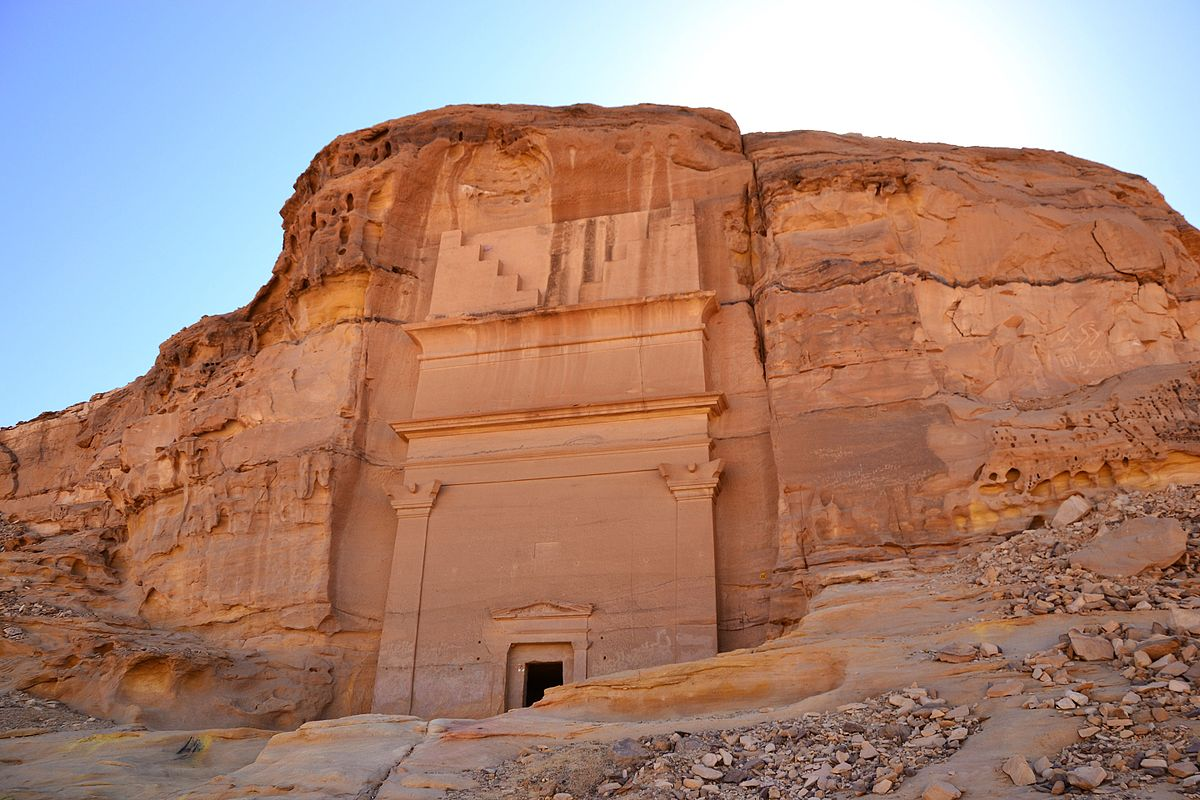 Madain Saleh Qasswa Tours